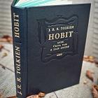 kniha Hobit (kožená vazba)