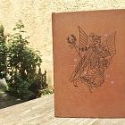 kniha Staré řecké báje a pověsti (kožená vazba)